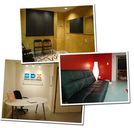 BDX dance studio Toronto