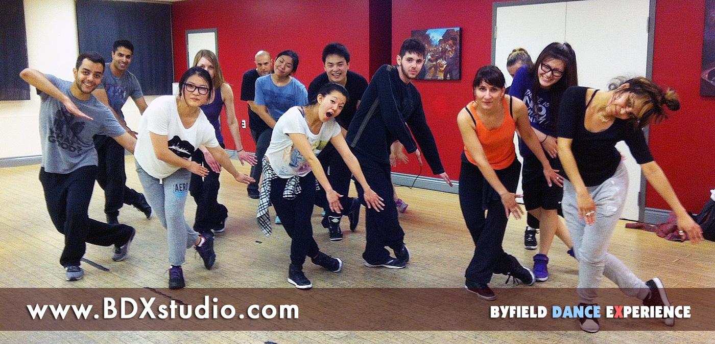 Toronto Dance Studio Byfield Dance Experience | Hip Hop ...