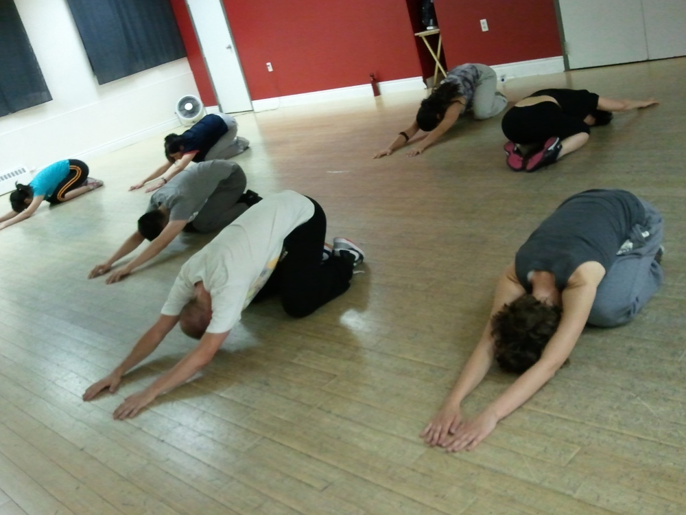 BDX dance studio Toronto students