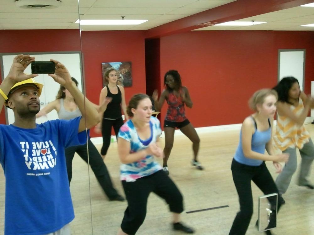 Byfield Dance Experience dance studio Toronto