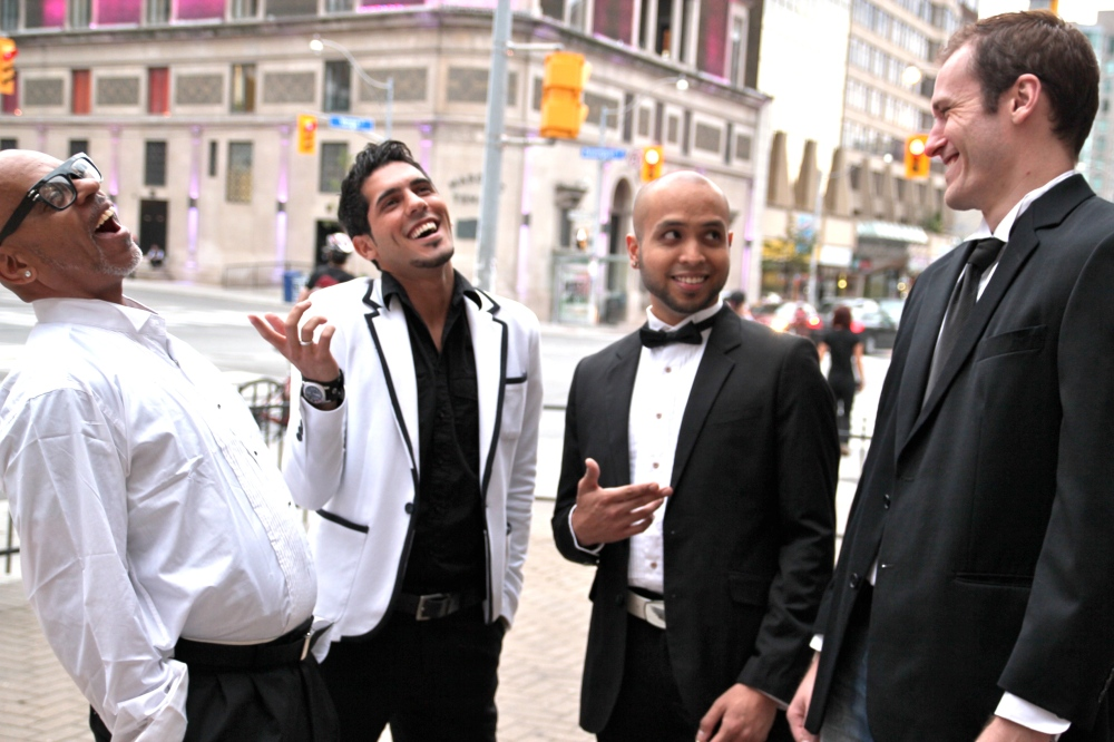 Byfield Dance Experience Toronto dance studio