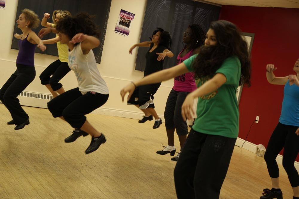 tap dance Toronto BDX