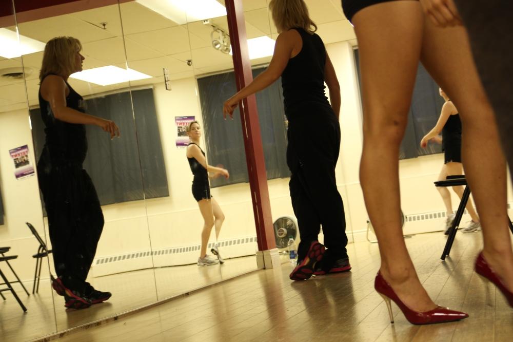 Shannon Kelly Toronto dance studio