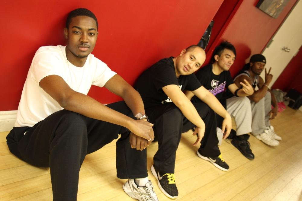 Toronto dance studio Byfield Dance Experience