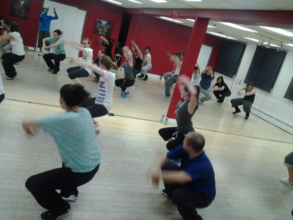 Hip hop classes Toronto