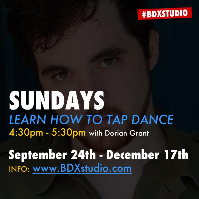 Learn tap dance Toronto