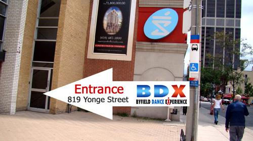 819 Yonge Street BDX