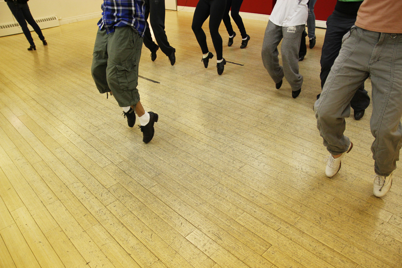 Adult tap dance classes at Byfield Dance Experience