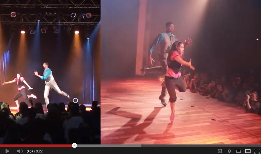 BDX dance Toronto - Andrew Prashad Ana Pacanins