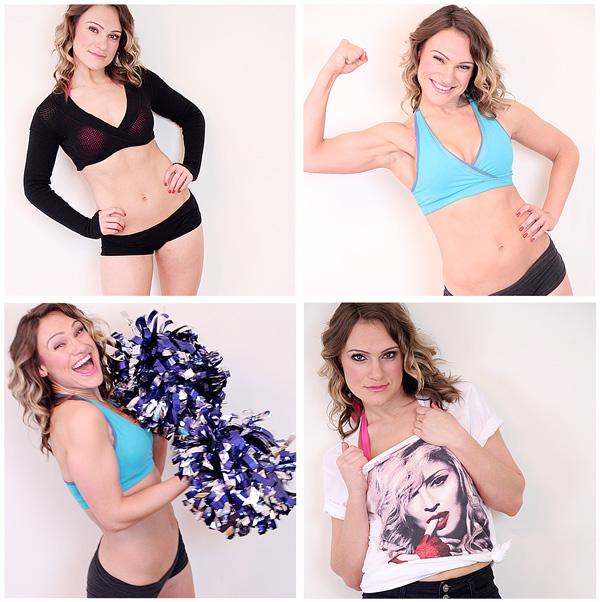 Fitness expert & exercise coach Brigitte Grenier