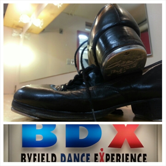 Toronto tap dance class at Byfield Dance Experience