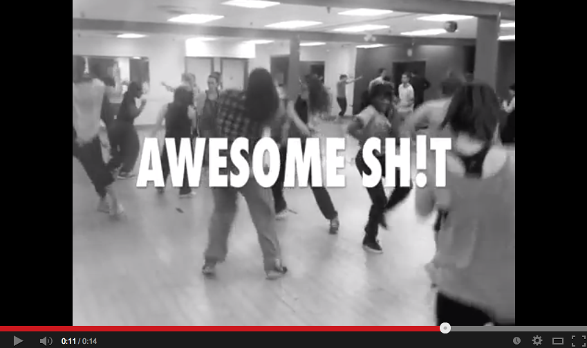 Free hip hop dance class Toronto