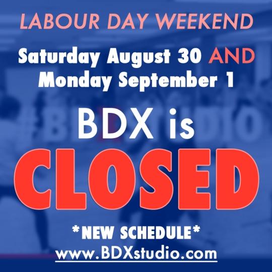 BDX-CLOSED