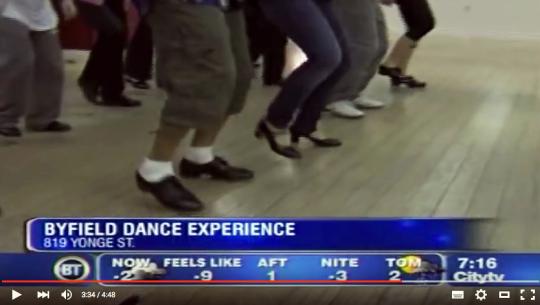 Best tap dance class Toronto BDX