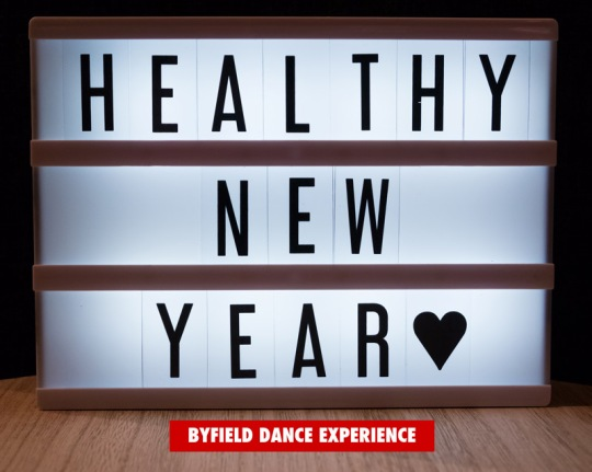 Happy HEALTHY New Year!