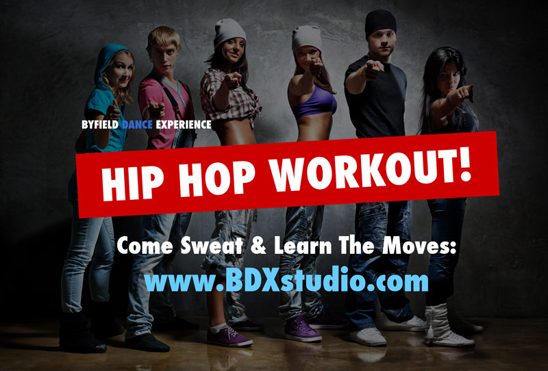 Toronto hip hop dance classes