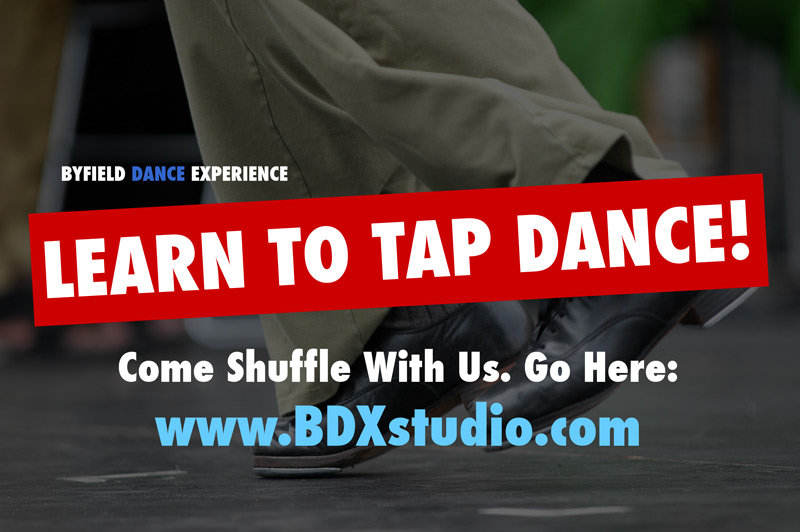 Toronto tap dance class for adults