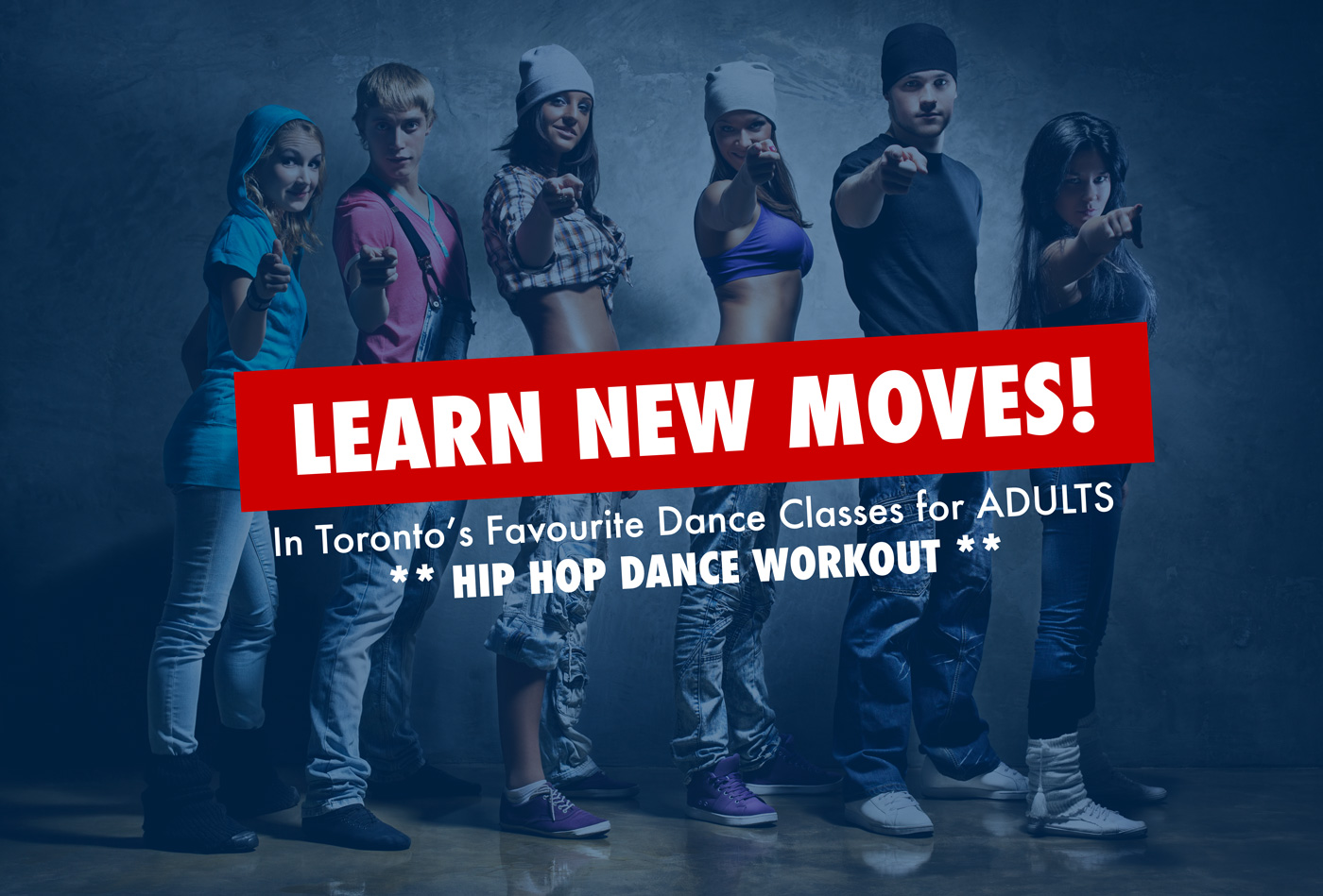 Hip Hop Dance Moves Step by Step - DancePoise